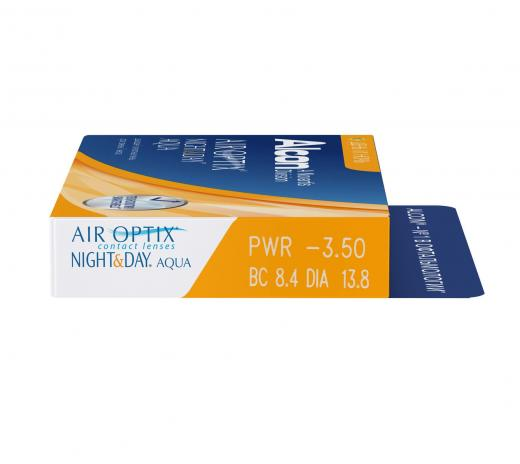AIR OPTIX NIGHT & DAY AQUA (3 шт)