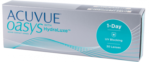 ACUVUE OASYS WITH HYDRALUXE (30 шт.)