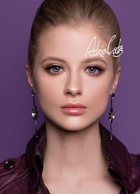 Adria Color 3Tone (2 шт.) - Amethyst (сиреневый)
