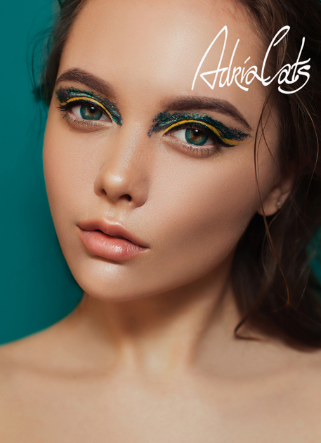 Adria Color 2Tone (2 шт.) - Turquoise (бирюзовый)