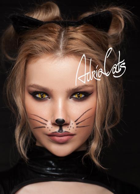 Adria Crazy (1 шт.) - Yellow Cat