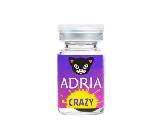 Adria Crazy Карнавальные линзы сумасшедших расцветок