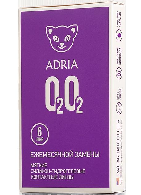 Adria О2О2 (6 шт.)