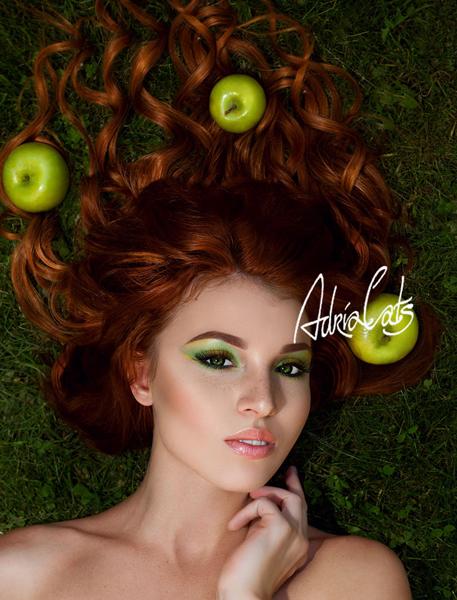 Adria Glamorous  (2 шт.) - Green (зеленый)