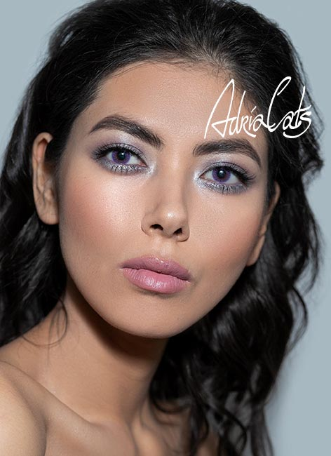 Adria Color 1Tone (2 шт.) - Lavender (сиреневый)