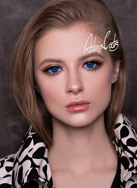 Adria Crazy (1 шт.) - Blue Angelic