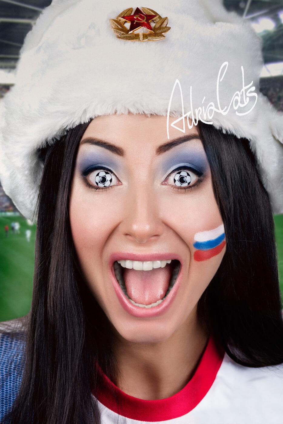 Adria Crazy (1 шт.) - Soccer Ball