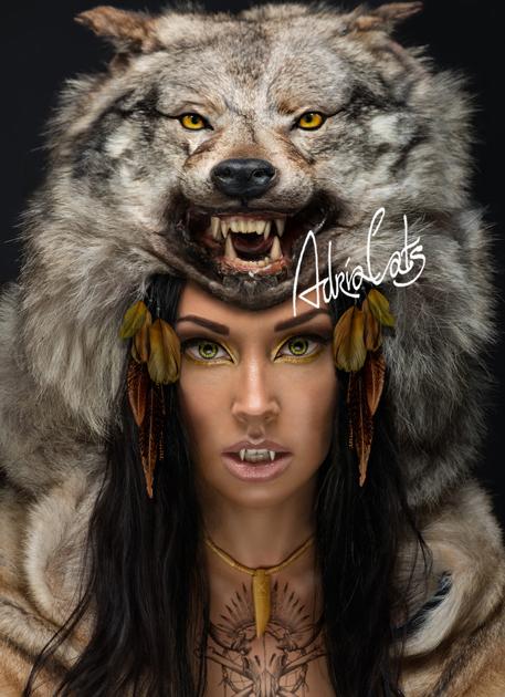 Adria Crazy (1 шт.) - Yellow Wolf