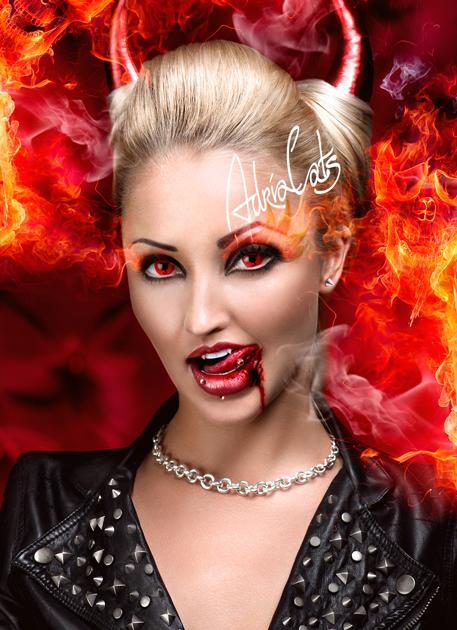 Adria Crazy (1 шт.) - Devil