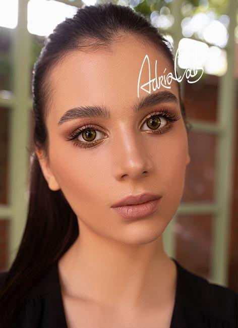 Adria Glamorous  (2 шт.) - Gold (золотой)