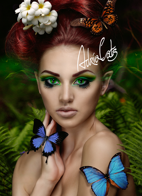 Adria Crazy (1 шт.) - Green Banshee