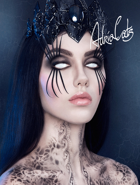 Adria Sclera Pro (1шт.) - Demon look