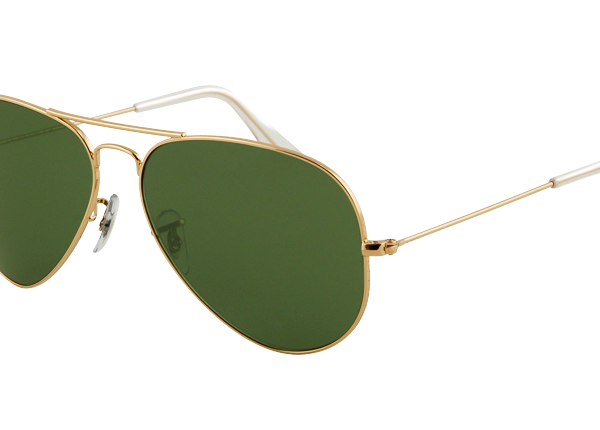 AVIATOR LARGE METAL RB3025 - arista 001/58