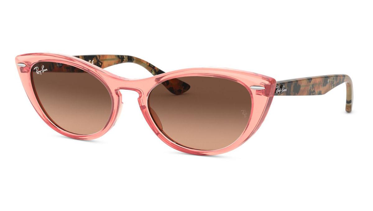 NINA RB4314N - transparent pink 1282/A5