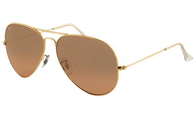 AVIATOR LARGE METAL RB3025