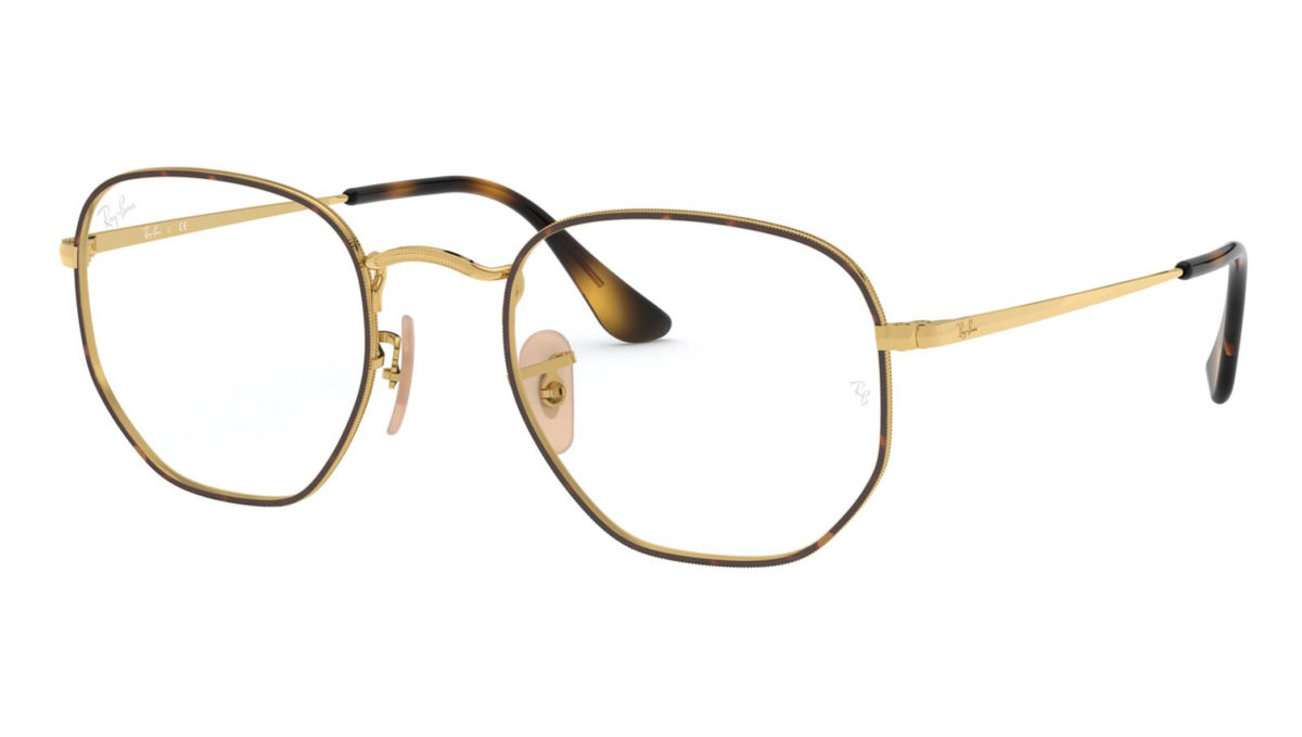 NEW RB6448 - Top havana on gold