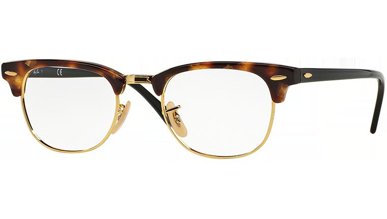 CLUBMASTER RB5154 - brown havana