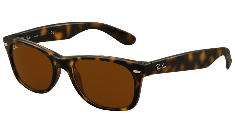 NEW WAYFARER RB2132 - light havana