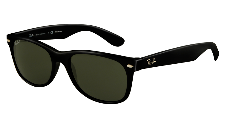 NEW WAYFARER RB2132 - black 901/58
