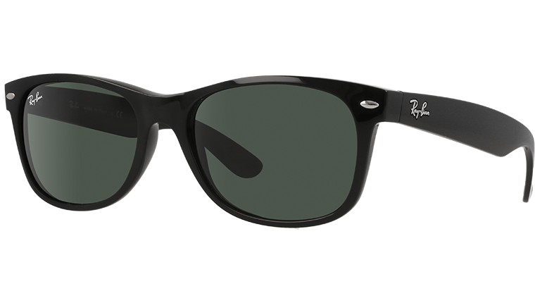 NEW WAYFARER RB2132 - black 901L