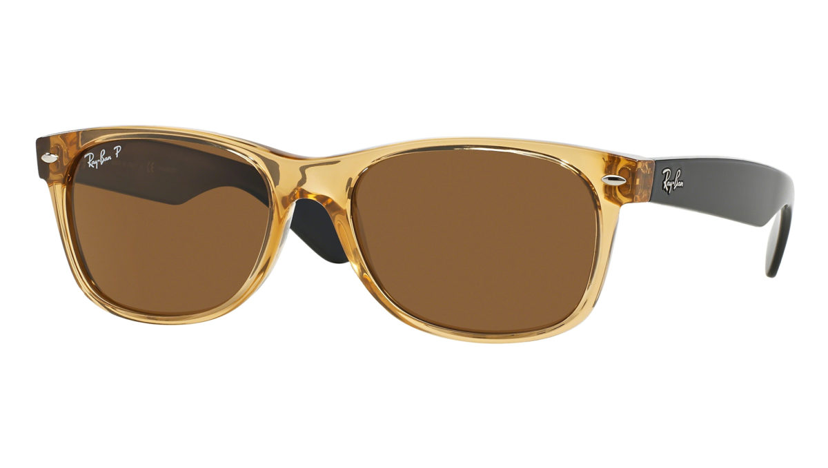 NEW WAYFARER RB2132 - honey