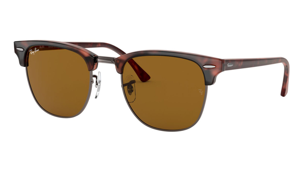 CLUBMASTER RB3016 - brown W3388
