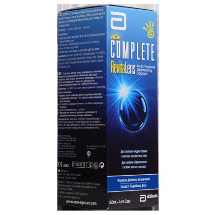 Раствор Complete RevitaLens 360 мл.